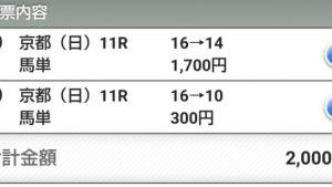 【競馬予想】2019年11月3日 東京「アルゼンチン共和国杯」・京都「みやこS 」・福島「みちのくS」の予想